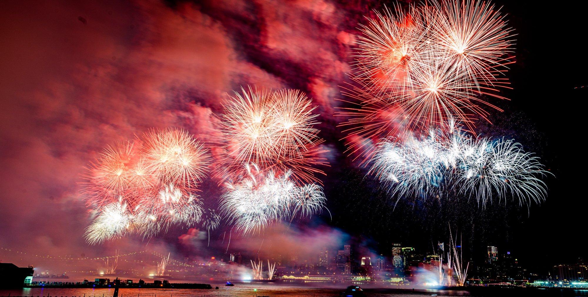 NYC Fireworks 2019