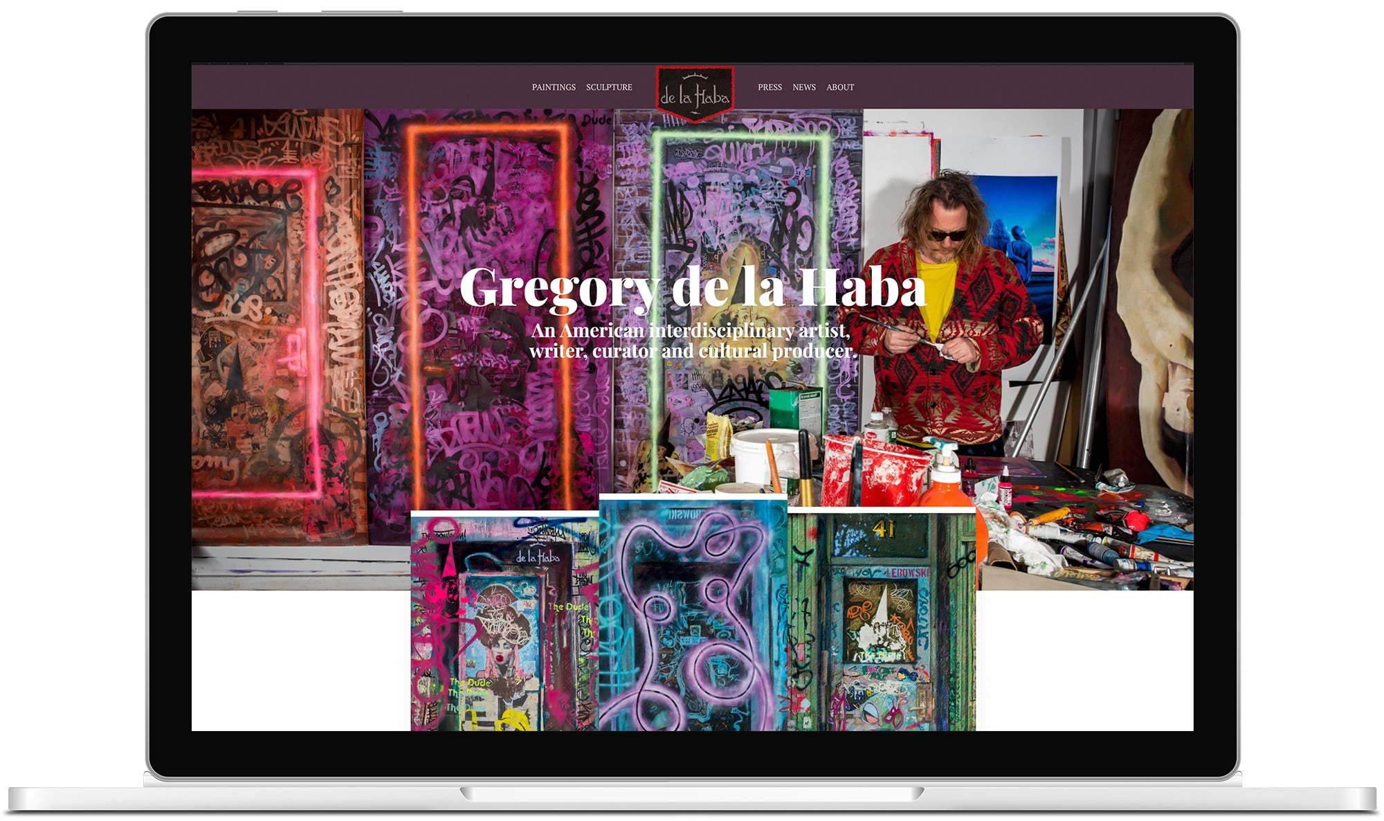 de la Haba website