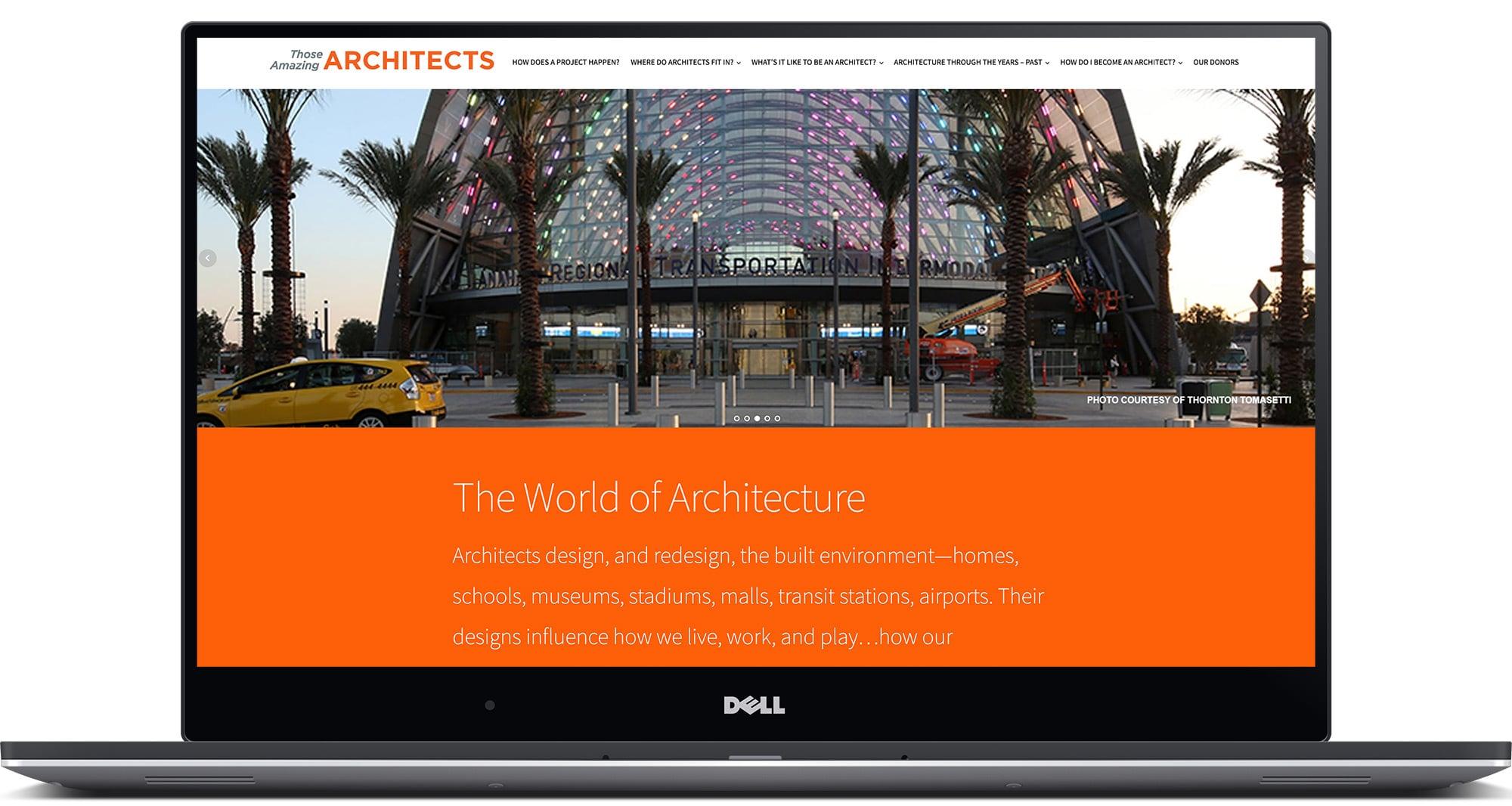 Those Amazing Architects